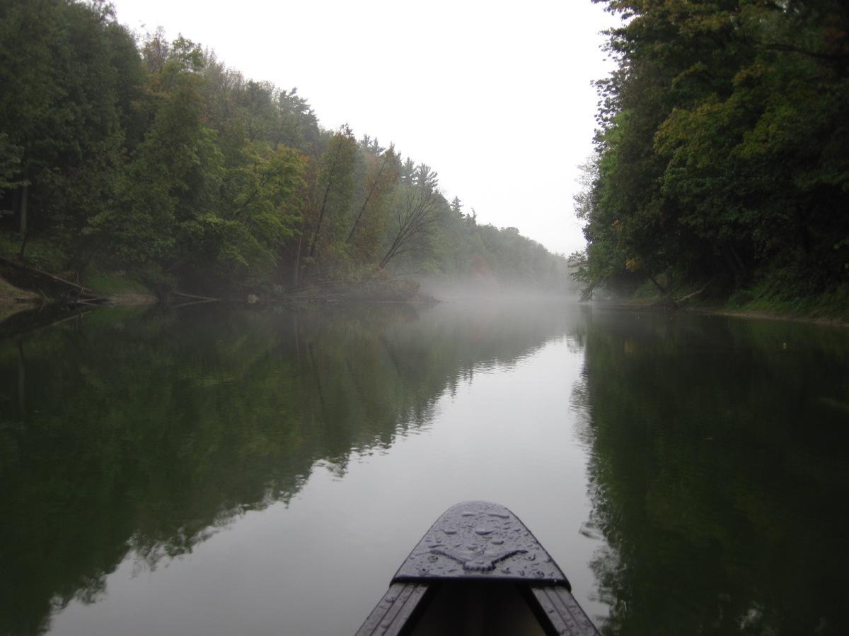 Camping London Ontario >> The Saugeen River – A Short Eventful Canoe Trip | Sportsgrl's Blog